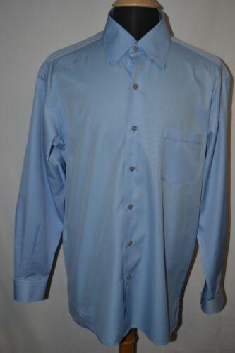 Ermenegildo Zegna Men's Baby Blue Long Sleeve Dres