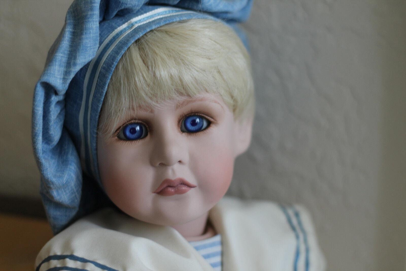 DREW, Victorian style boy doll by Autumn Berwick