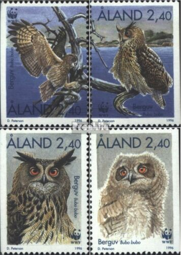 FinlandAland 109112 complete issue unmounted mint never hinged 1996 uhu