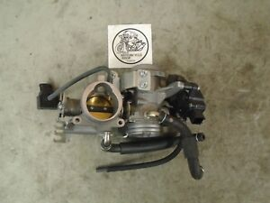 2009-SUZUKI-BOULEVARD-M90-THROTTLE-BODY