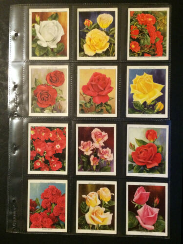 ROSES 1936 G//F WILLS LARGE ***PICK THE CARDS YOU NEED***