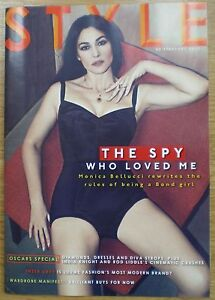 Monica Bellucci  Style magazine  22 February 2015 - <span itemprop='availableAtOrFrom'>Northolt, Middlesex, United Kingdom</span> - Monica Bellucci  Style magazine  22 February 2015 - Northolt, Middlesex, United Kingdom