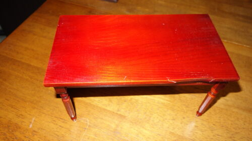 """Toy Model 1:6 Scale Wood biedermeier dinner Table Fit for 12/"""" action figure"""