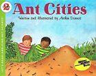 Ant Cities by Arthur Dorros (Hardback, 1988)