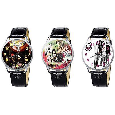 New Tokio Hotel Stainless Wristwatch Wrist Watch
