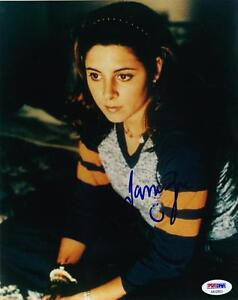 JAMIE-LYNN-SIGLER-SIGNED-8X10-PHOTO-THE-SOPRANOS-AUTHENTIC-AUTOGRAPH-PSA
