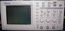 Tektronix Tds 210 2 Channel Digital Oscilloscope 60mhz