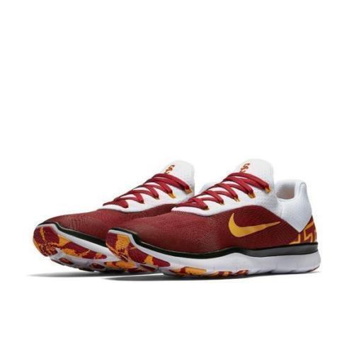 e3a1188df Nike USC Trojans Trainer V7 Week Zero Shoes Men Sz 10.5 Aa0881 600 for sale  online