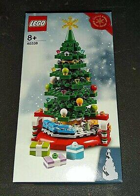 Albero Di Natale Lego.Lego 40338 Albero Di Natale Edizione Limitata Natale 2019 Nuovo Sigillato Ebay