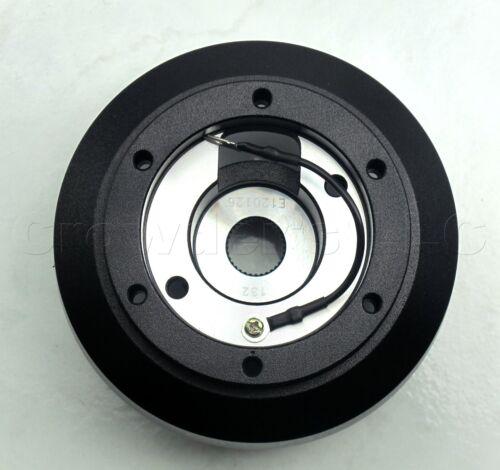 NRG SRK-132H Short Steering Wheel Hub Adapter Boss Kit for Honda Civic 2012+
