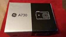 GE Smart Series A730 7.0 MP Digital Camera - Black