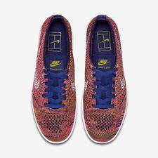 Womens Nike TENNIS CLASSIC ULTRA FLYKNIT Shoes -Multicolor 833860 400-Sz 7.5