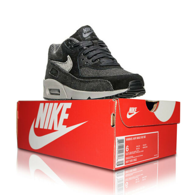 Cheap Nike Air Max 90 Womens December New Dark Grey Orange