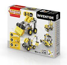 ENGINO Inventor Series - 8 modello-INDUSTRIALE-Set di costruzione