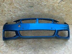 BMW-4er-F32-F33-F36-M-paket-Stossstange-stossstange-bumper-vorne-Original