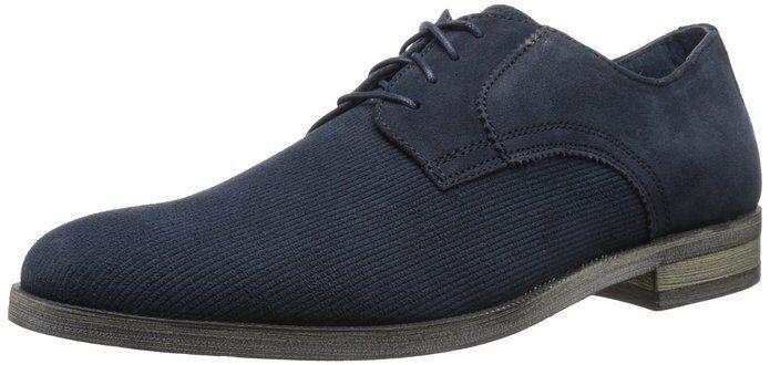 conveniente Stacy Adams Uomo Corday Oxford Navy Navy Navy Suede Dress scarpe 24980-410  presa di fabbrica