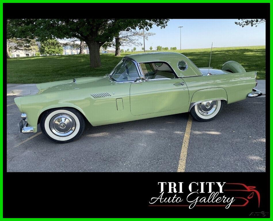 1956 Ford Thunderbird Matching Numbers 312 cid V-8