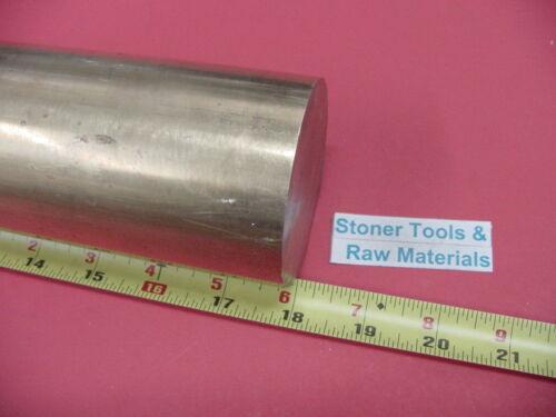 "2-3//4/"" C360 BRASS ROUND ROD 18/"" long Solid 2.75/"" Diameter H02 Lathe Bar Stock"