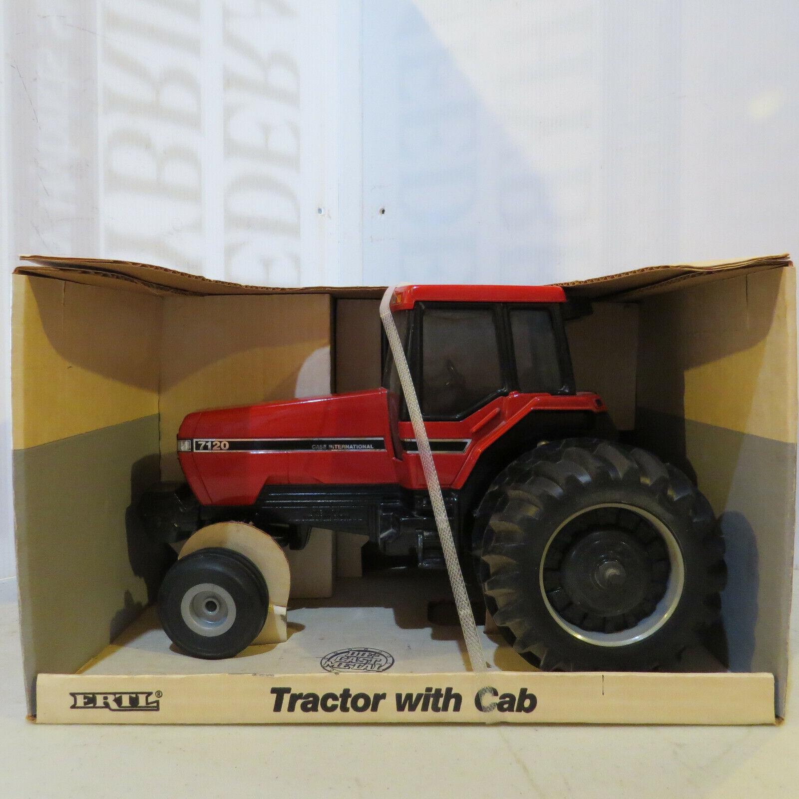 ERTL caseih 7120 2WD tracteur édition spéciale IH345