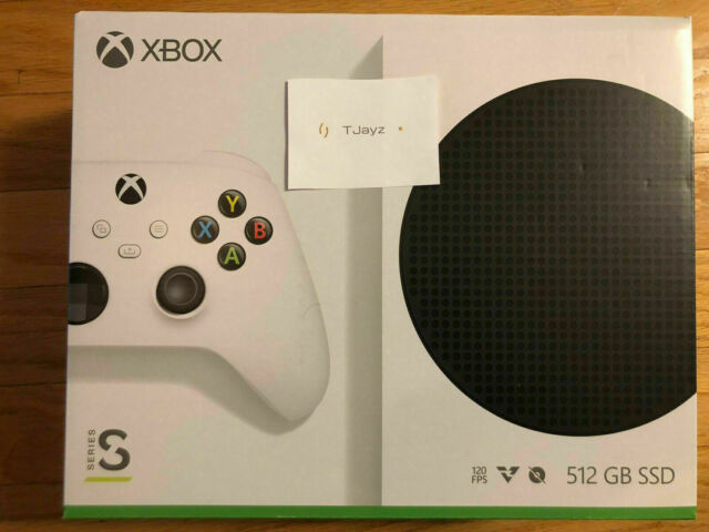 Microsoft Xbox Series S 512GB Video Game Console - White SHIPS TODAY!