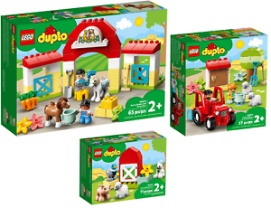 LEGO-Duplo-10951-10950-10949-Pferdestall-und-Ponypflege-N3-21-VORVERKAUF