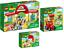 Indexbild 1 - LEGO-Duplo-10951-10950-10949-Pferdestall-und-Ponypflege-N3-21-VORVERKAUF