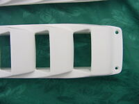 Sea Ray Donzi Bilge Blower Exhaust Vent Louver Boat 17  X 3-1/8 Free Shipping