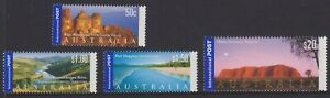 2001-Australia-Post-Design-Set-MNH-Views-of-Australia-SG2121-gt-SG2124