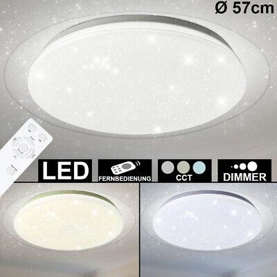 LED Sternenhimmel Effekt Decken Lampe DIMMBAR Fernbedienung Tageslicht Leuchte