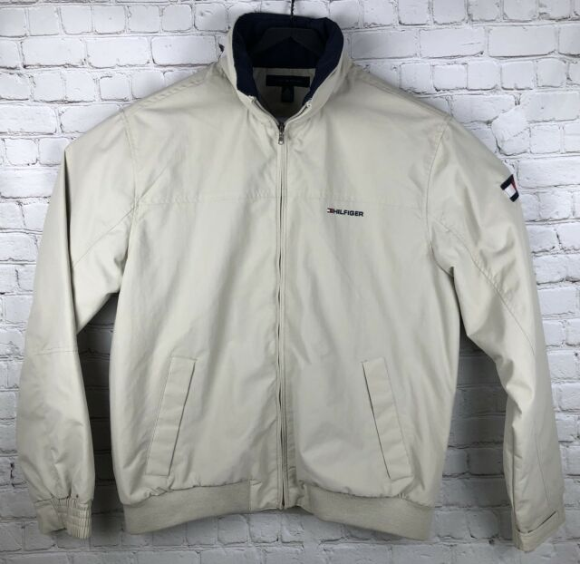 af0b5a1d Tommy Hilfiger Mens Yacht Jacket Water Stop Windbreaker Size XL for ...