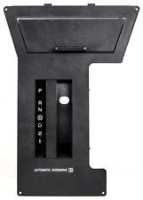 1984 Firebird Trans Am Automatic Upper Console 4 Speed Shifter Plate Overdrive