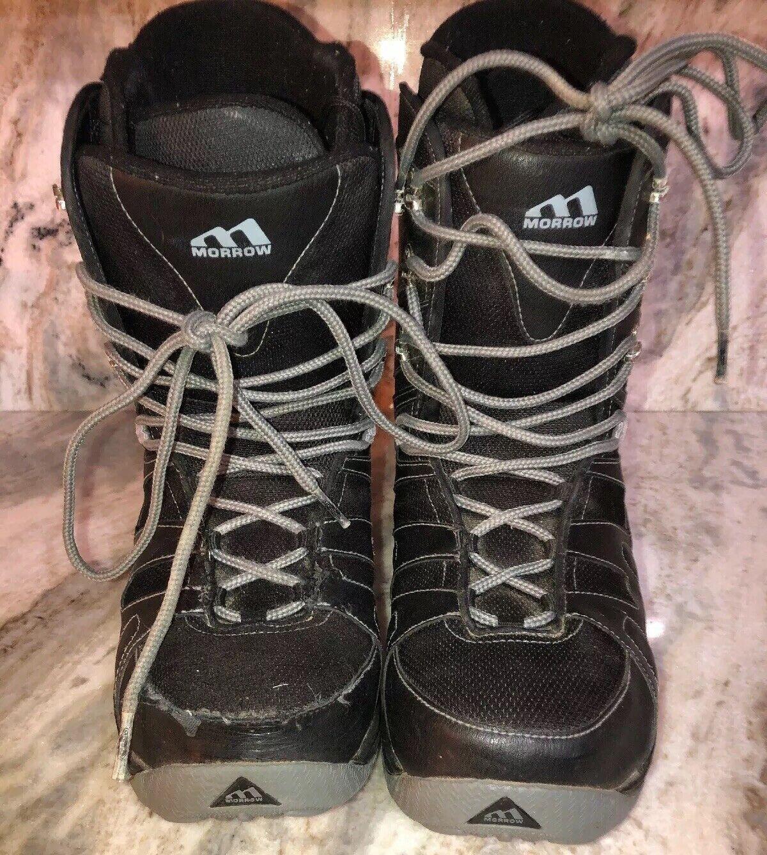 MORROW RAIL SNOWBOARDING Boots Mens Size  US 10 Eur 43.5-RARE VINTAGE-SHIP N 24HR  big discount