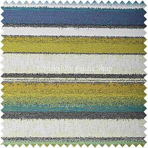Moderne Polsterstoffe 10 meter weiß grün blau designer gestreift moderne muster polster
