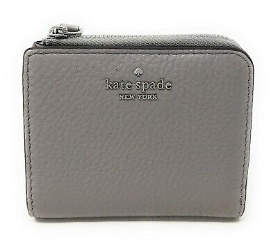 Image result for KATE SPADE SMALL NO WINDOW 1-ZIP BIFOLD JACKSON SOFT TAUPE