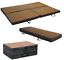 Folding-Portable-Full-Foam-Mat-Cot-Bed-Mattress-Pad-Sleep-Camping-Outdoor-Guests thumbnail 1