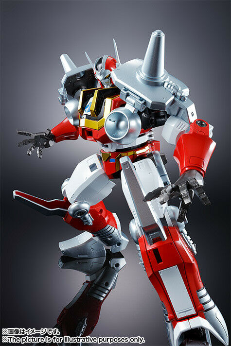 BANDAI SOUL OF CHOGOKIN GX-39R BAIKANFU RENEWAL VERSION NEW NO GORDIAN