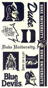 NCAA-College-DUKE-University-Temporary-Tattoos-Sheet-by-Wincraft-Inc