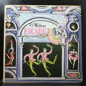 Fistoulari-Walton-Facade-Lecocq-Mamzelle-Angot-LP-Mint-Mono-RCA-LM-2285
