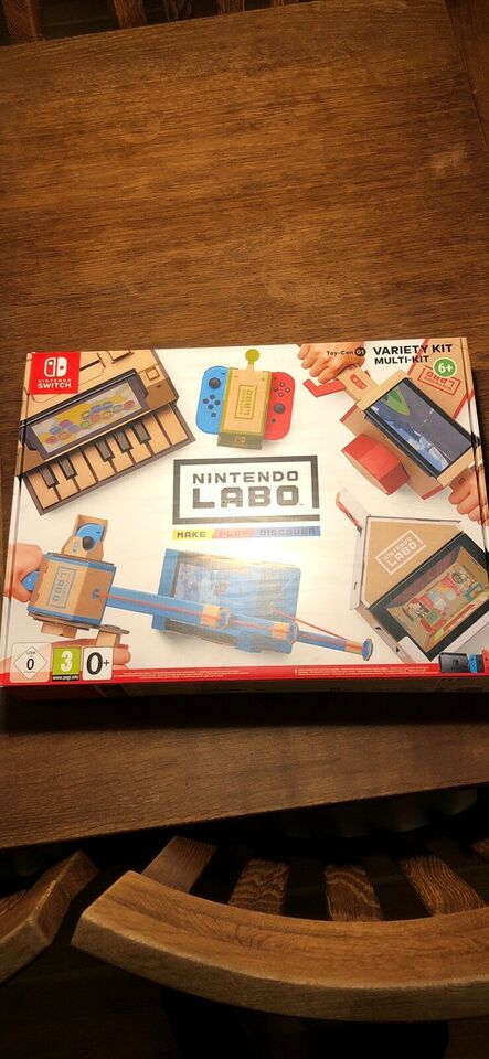 Nintendo Labo, Nintendo Switch