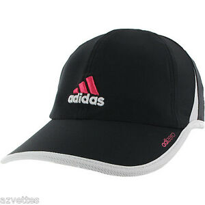 573ccb29cc227 NEW! Black adidas Women s adiZero Training Clima-Cool Golf UPF Cap ...