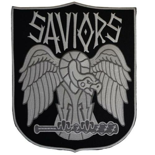 """THE WALKING DEAD Saviors Faction 10/"""" Patch"""