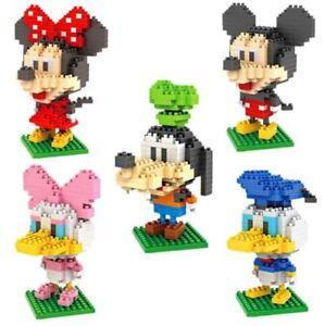 Daisy Duck Disney LOZ BLOCK Micro Mini Building Lego Nano Blocks Toy