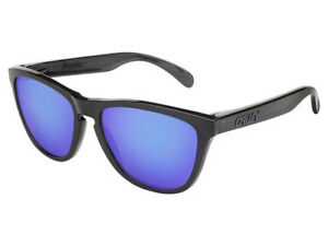 Oakley-Frogskins-Ink-Collection-Polarized-Sunglasses-OO9013-09-Black-Ink-Violet