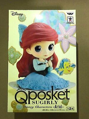 Q posket SUGIRLY Disney Characters Alice Figure Special Color Qposket Banpresto