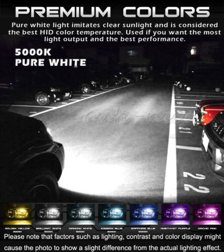55W 75W 100W Xenon Headlight HID Kit for Acura RDX MDX Legend Integra NSX SLX TL