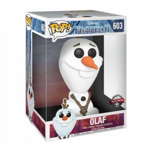 Funko Pop Exclusive Olaf Frozen II SUPERSIZE