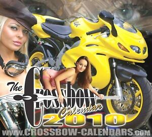 GIRLS-amp-BIKES-CROSSBOW-CALENDAR-BACK-ISSUES-1990-2018-WITH-034-FREE-034-UK-DELIVERY