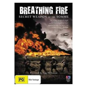 BREATHING-FIRE-THE-SECRET-WEAPON-OF-THE-SOMME-DVD-ABC-History-Channel-WW1-Doco