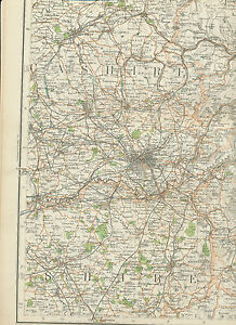 2310-1898-MAP-of-Royal-Atlas-of-England-amp-Wales-Pl-25-MANCHESTER-Lancashire-York