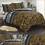 100-Egyptian-Cotton-Printed-Duvet-Cover-Sets-Fitted-Sheets-Curtains-All-Sizes thumbnail 2